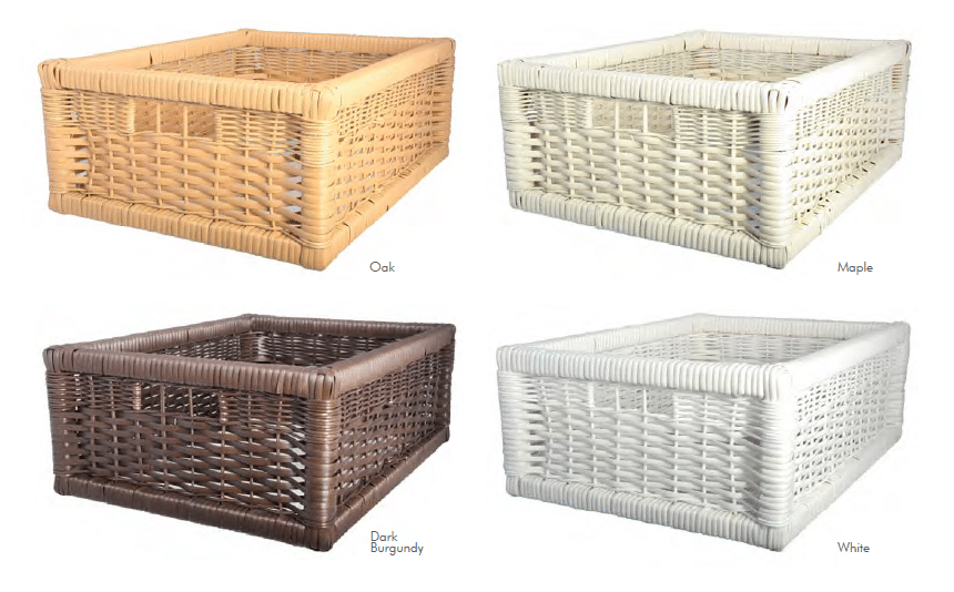 RAIEL WICKER BASKETS